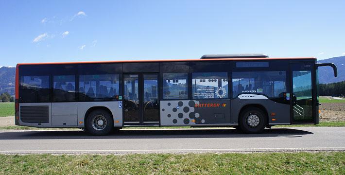 Busunternehmen Gatterer Fahrpläne Des Liniendienstes