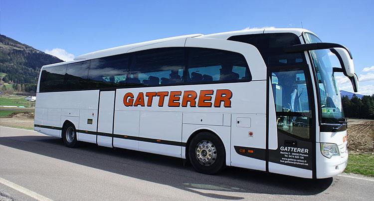 Gatterer Bus Tours | South Tyrol | Public transit, Bus trips